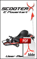 Electric Powerkart Product Manual